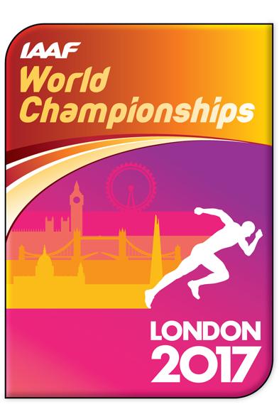 2017 IAAF World Championships Logo