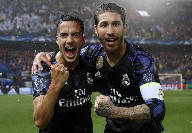 Real Madrid Footballers