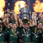 2013 Rugby League World Cup Champions - Australia
