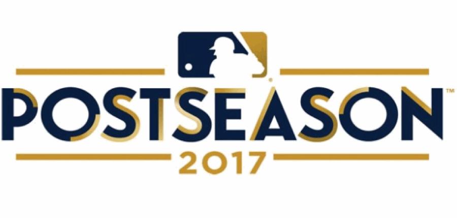 2017美國職棒大聯盟季後賽標章