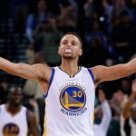 Golden State Warriors Player Steph Curry