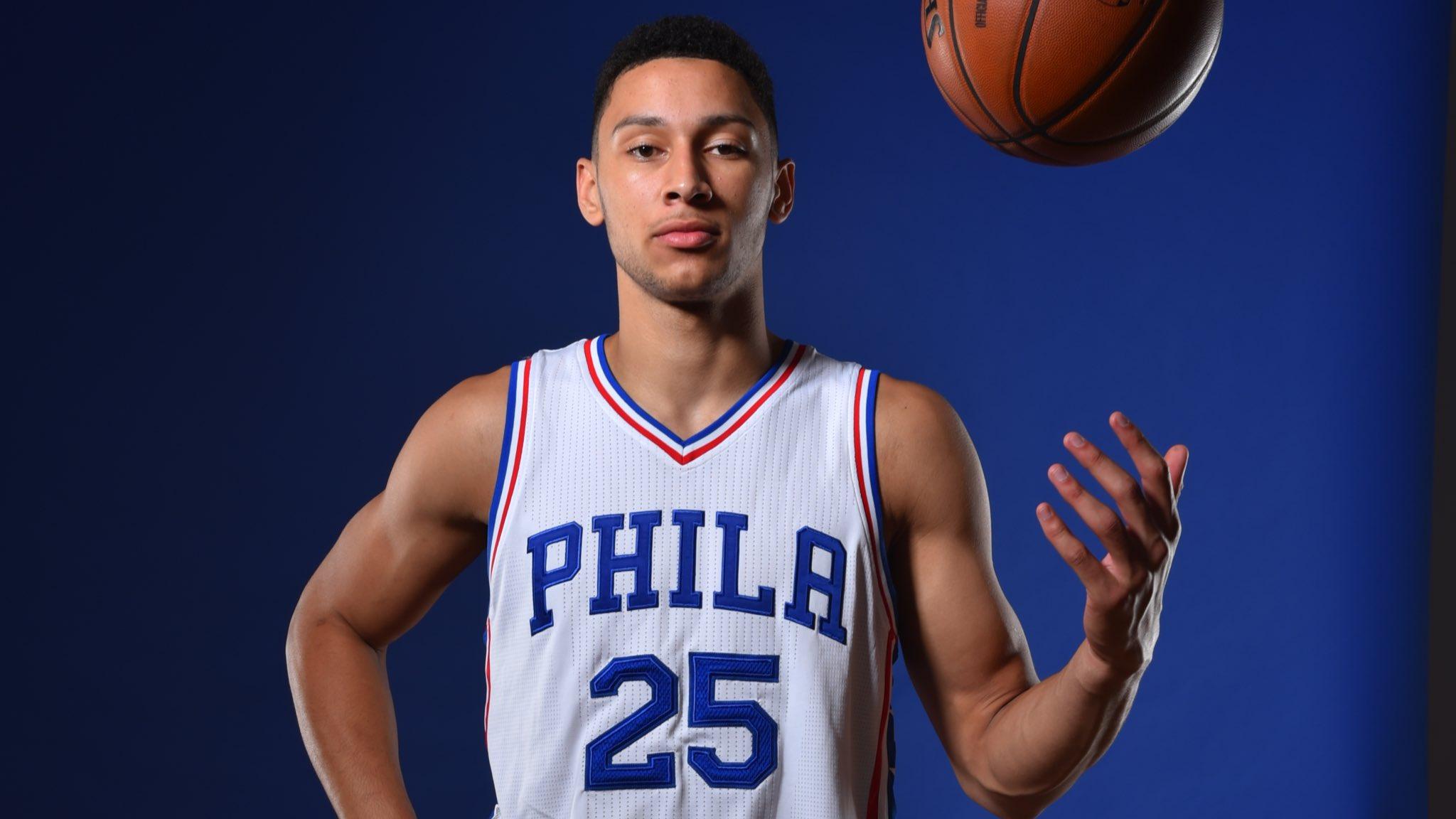 Ben Simmons Pemain Philadelphia 76ers