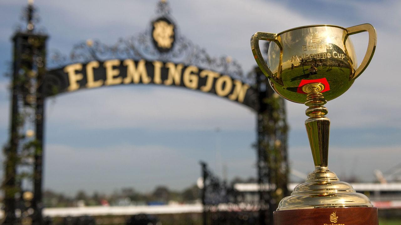 2017 Melbourne Cup Trophy