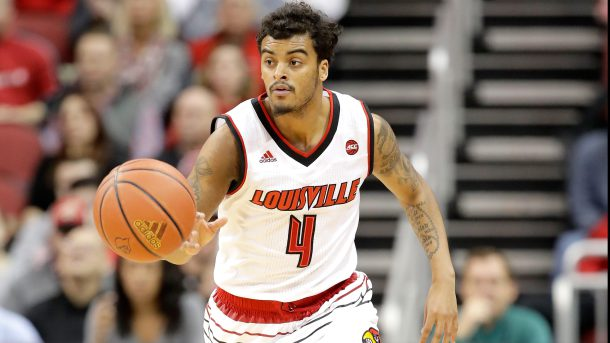 Louisville Cardinals Player Quentin Snider