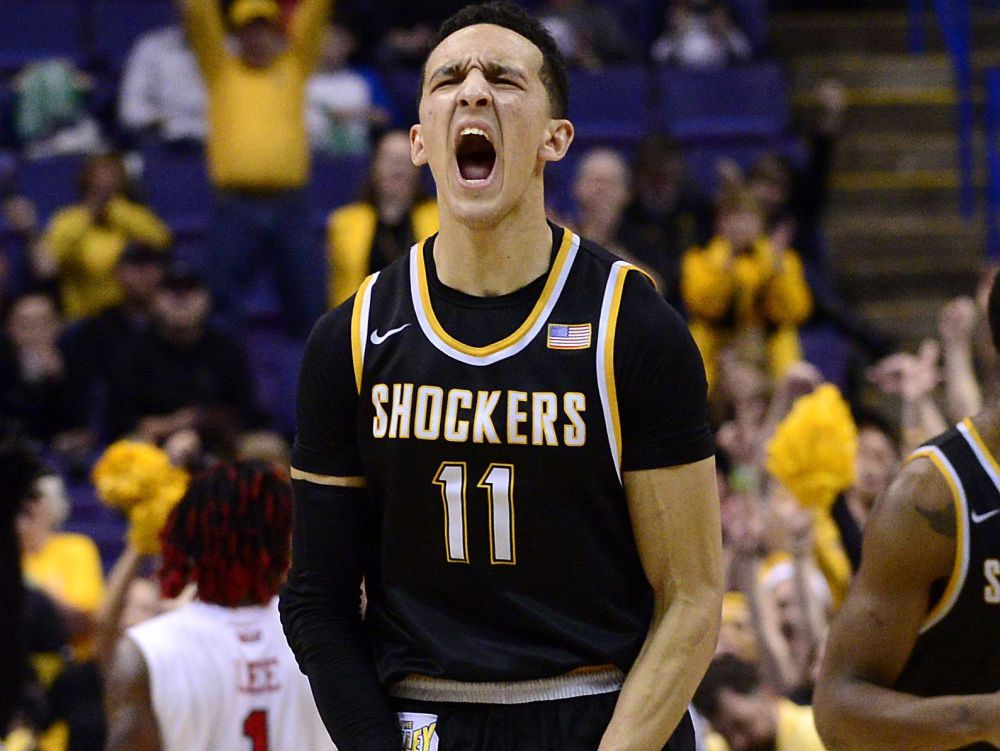 Wichita State Shockers Player Landry Shamet