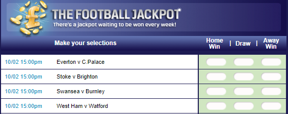 Football Jackpot