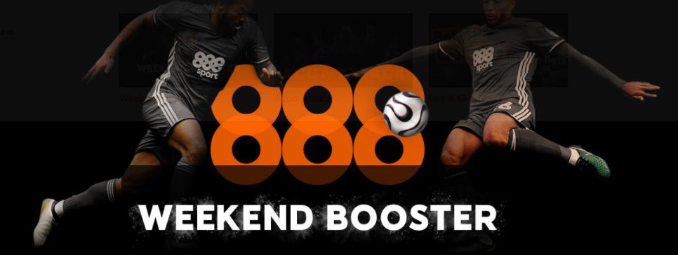 888sport Weekend Booster