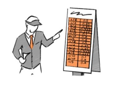 Betting Odds Cartoon