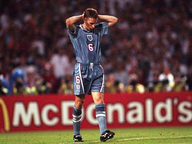 England vs. Germany 1996