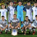 English National Football Team
