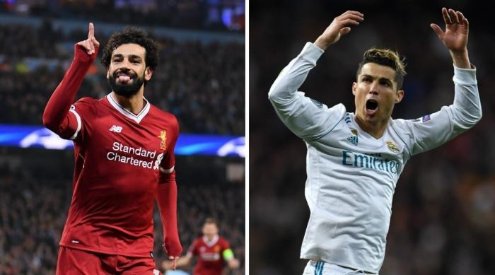 Liverpool & Real Madrid