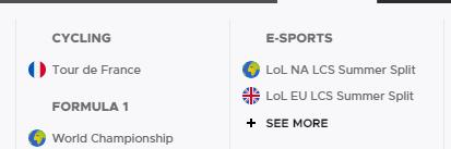 European Sports