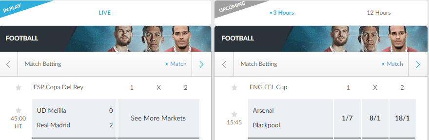 Football Odds