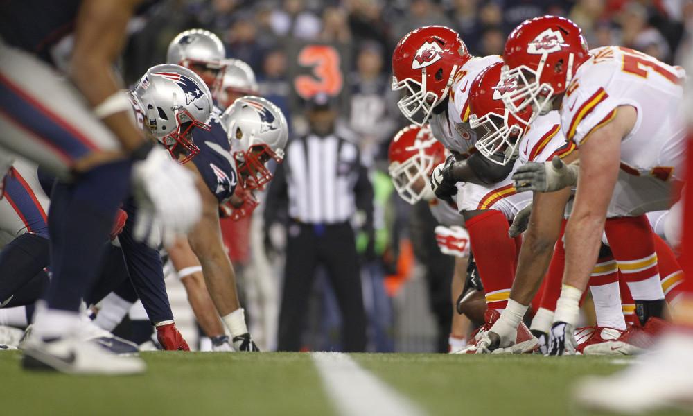 Patriots vs Chiefs