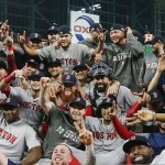 2018 World Series Champions Boston Red Sox