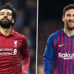 Salah & Messi