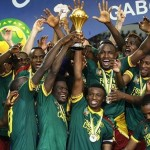 2017 Africa Cup Champions Cameroon