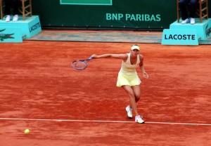 2013 全仏オープン マリア・シャラポワ