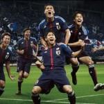 日本代表 サムライブルー