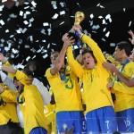 2013 コンフェデ杯 ブラジル優勝