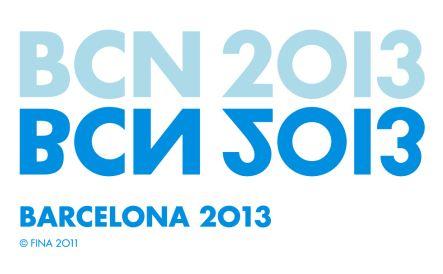2013 世界水泳ロゴ