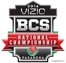 BCSナショナルチャンピオンシップゲーム ロゴ