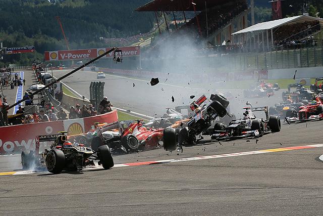 2012年のベルギーGP