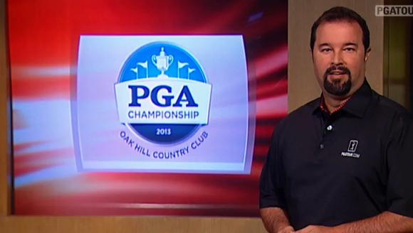 2013 全米プロゴルフ選手権のプレビュー映像
