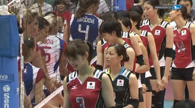 2013 バレーボールワールドグランプリ 日本女子バレーボールのダイジェスト映像