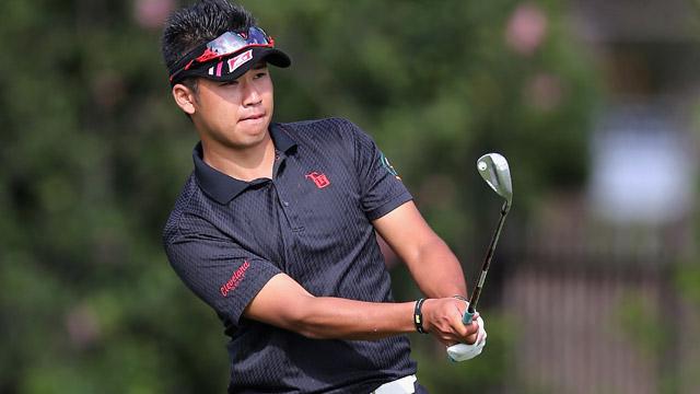 松山 英樹 2013 全米プロゴルフ選手権