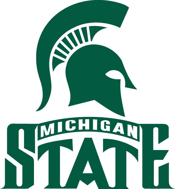 ミシガン州立大 ロゴ