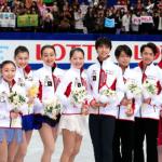 日本フィギュアスケート代表