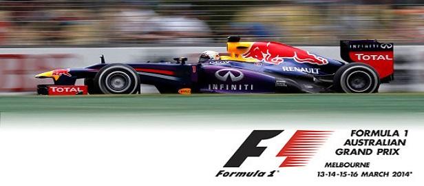オーストラリアGP F1 ロゴ