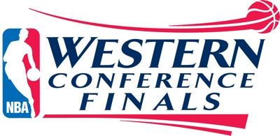 NBAウェスタン・カンファレンスファイナル ロゴ