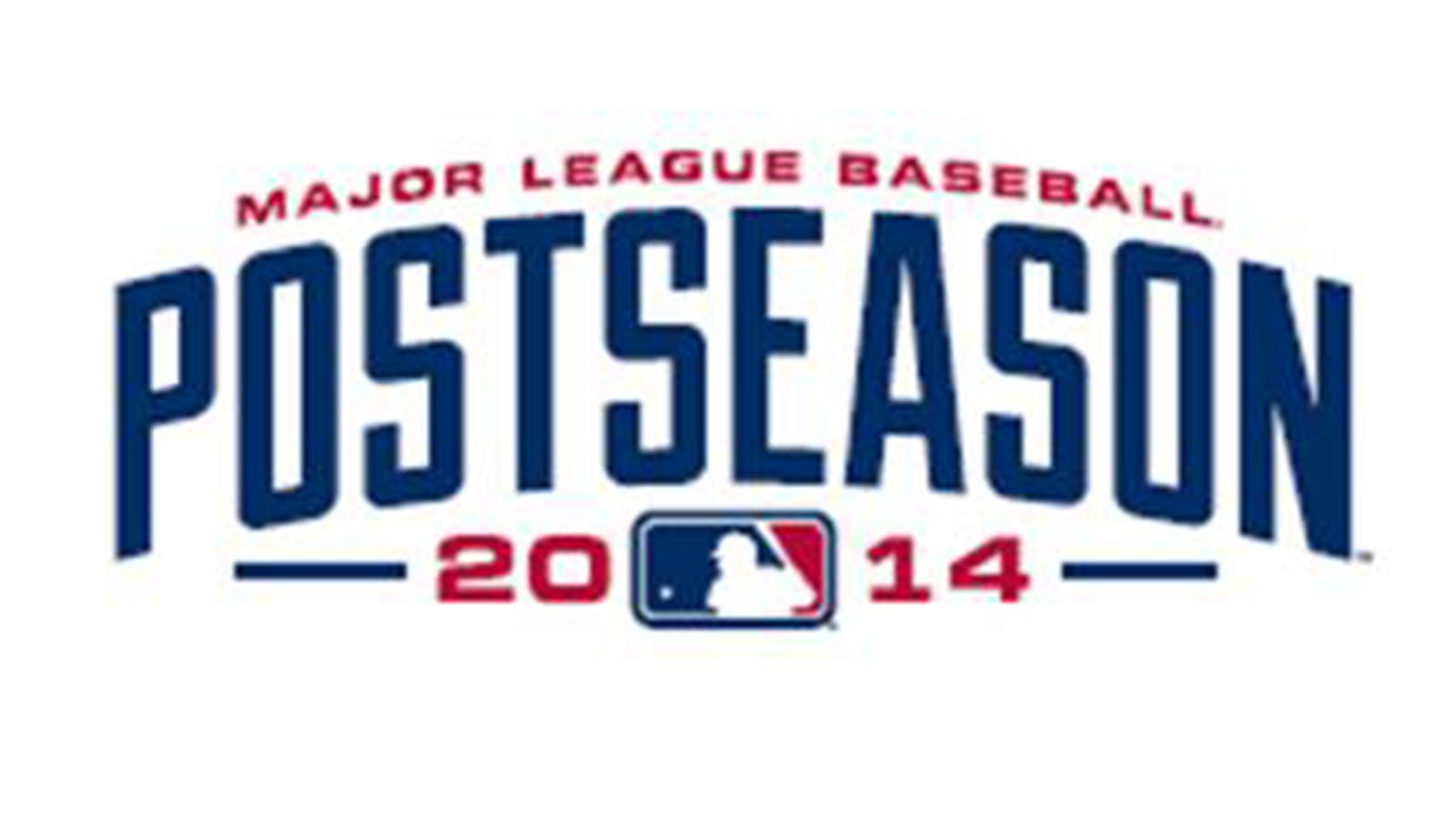 MLBポストシーズン ロゴ