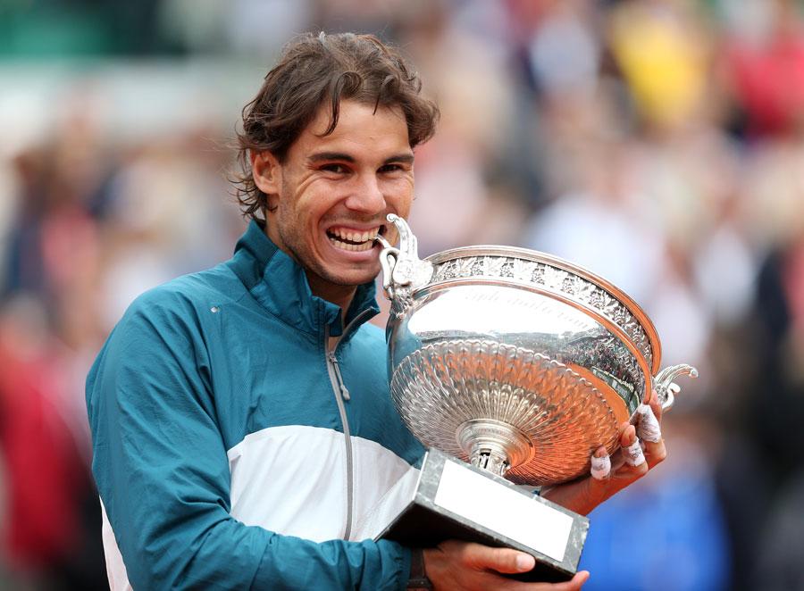 2014年全仏オープン優勝 - ラファエル・ナダル