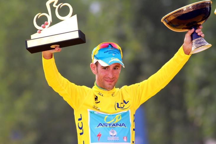 2014年ツール・ド・フランス優勝 - ヴィンチェンツォ・ニバリ