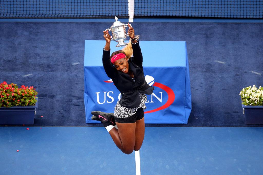 2014年全米オープン優勝 - セリーナ・ウィリアムズ