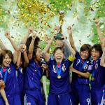 2011年W杯日本優勝