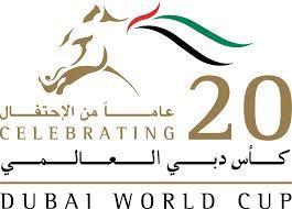 ドバイワールドカップ ロゴ