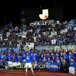 2014年ガンバ大阪Jリーグ優勝写真