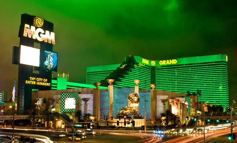 MGMグランドカジノ