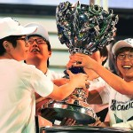 League of Legends World Championship 2014優勝写真