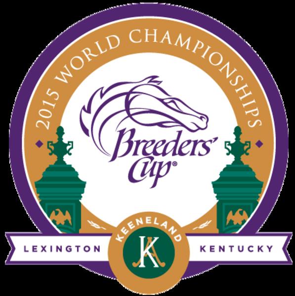ブリーダーズカップ2015 ロゴ