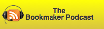 The Bookmaker Podcast ロゴ