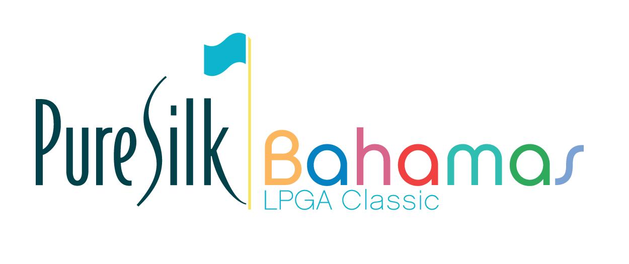 ピュアシルク・バハマLPGA ロゴ