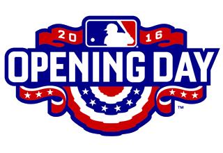 MLBオープニングディー ロゴ