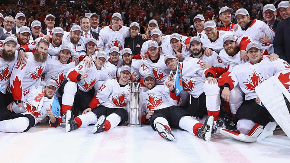 アイスホッケーW杯2016優勝のカナダ