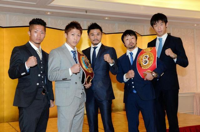 ボクシング世界戦2016