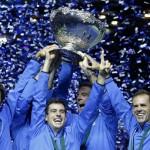 昨年のデ杯を制したアルゼンチン